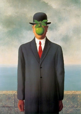 The Son of Man, René Margritte